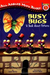 Busy Bugs: A Book About Patterns