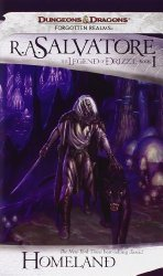 The Legend Of Drizzt Series