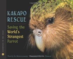 Kakapo Rescue: Saving the World