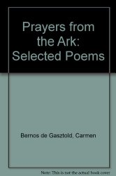 Prayers From the Ark: Selected Poems