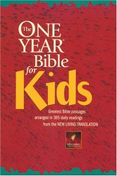 The One Year Bible for Kids NLT