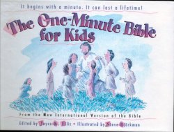 The One-Minute Bible For Kids