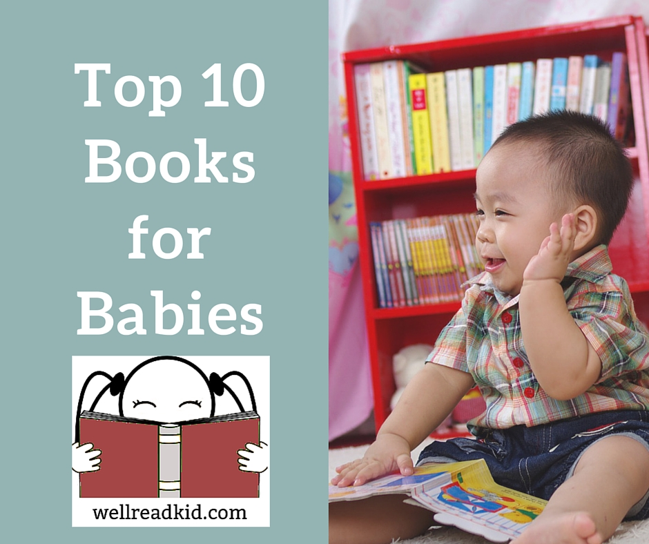 Top 10 Books for Babies
