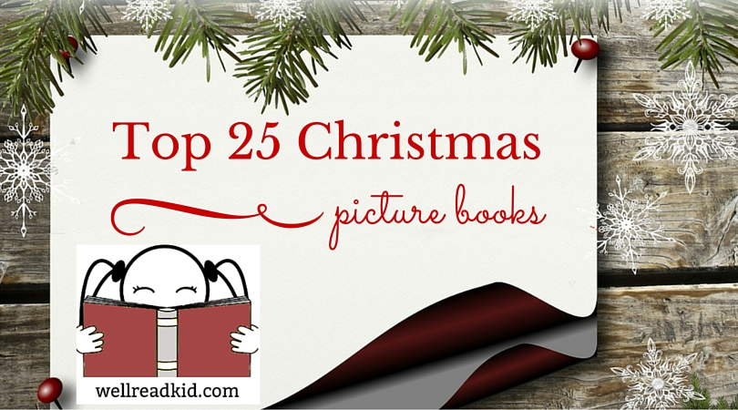 Top 25 Christmas Picture Books