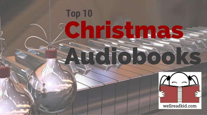 Top 10 Christmas Audiobooks
